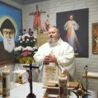 Le Celebrazioni di Padre Jarek Cielecki per la festa della Divina Misericordia nel segno della richiesta di perdono a Gesù