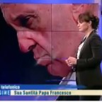 """Telefonata in diretta del Santo Padre Francesco alla trasmissione della Rai """"A sua immagine"""""""
