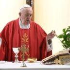 Papa Francesco: la fede non è quieta
