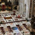 Papa Francesco: dal sacrificio del Figlio nasce il bene