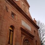 Nella Chiesa del Sacro Cuore di Tolentino la tovaglia della Passione
