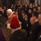 """Il Papa emerito Benedetto XVI oggi compie 93 anni. Disse: """"Dovremo fare in modo che una idea conti più di una immagine"""". Ad multos annos Santità!"""