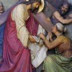 Via Crucis presieduta dal Santo Padre Francesco sul Sagrato della Basilica di San Pietro