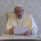Videomessaggio di Papa Francesco ai giovani di Cracovia nella ricorrenza del centenario della nascita di San Giovanni Paolo II
