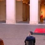 Il 66,7% dell'elettorato italiano dice di non nutrire fiducia nei confronti del governo di centrosinistra Conte-bis dei balconazo