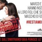 Per l'omotransfobia non serve una nuova legge. La presa di posizione della Conferenza Episcopale Italiana. Vogliamo restare liberi