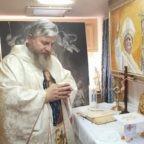 Padre Jarek Cielecki di San Charbel è in viaggio verso l'Italia con la cappella mobile dedicata a San Giovanni Paolo II