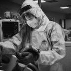 Claudio Colotti: fotografare i volti al tempo del coronavirus
