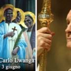 San Carlo Lwanga e compagni, martiri per non aver accondisceso ai desideri gay del Re di Buganda. Due anni di attesa per il rapporto su McCarrick