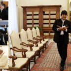 Julio César Caballero Moreno - ex rappresentante dell'ex presidente della Bolivia Evo Morales - nuovo Capo Ufficio della Pontificia Commissione per l'America Latina