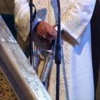 """La Basilica cristiana Hagia Sophia convertita in moschea """"Ayasofya-i Kebir Cami-i Şerif"""". Gran Mufti tiene il sermone impugnando la spada"""