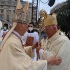 Mons. Tasca invita Genova ad essere testimone