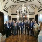 Il Console Generale di Spagna ha visitato la sede dell'Ordine Costantiniano a Napoli