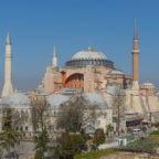 P. Monge: Santa Sofia e la situazione dei cristiani