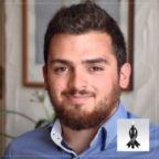 Il giovane libanese Joe Elias Akiki simbolo della tragedia di Beirut. Morto mentre stringeva la croce tra le mani