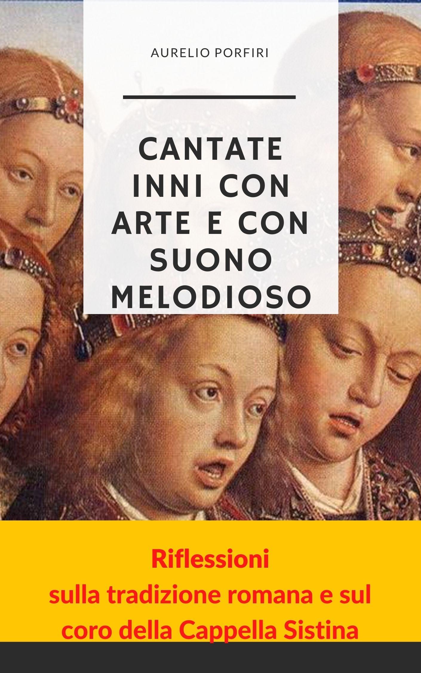Aurelio Porfiri presenta il suo ultimo libro