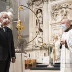 A Loreto il presidente Mattarella accende la lampada