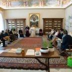 Papa Francesco racconta la sua conversione 'ecologica'