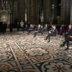 Milano ha ricordato i morti da Covid con il Requiem di Verdi