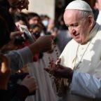 Papa Francesco invita a tenere lo sguardo su Gesù