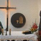 Pellegrinaggio di Padre Jarek Cielecki con le reliquie e la statua di San Charbel in Italia, Austria,  Germania e Polonia (3 settembre-24 ottobre 2020)