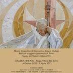 """A Roma la mostra """"Giovanni Paolo II-A cent'anni dalla nascita"""", con una selezione fotografica di Giancarlo e Alessia Giuliani"""