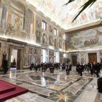 Papa Francesco: Dante Alighieri invita a trovare il senso del viaggio