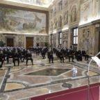 Il papa ai carabinieri: professionalità indice di solidarietà