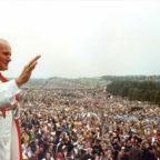 Mostra nella Basilica di San Pancrazio. Il Natale dei polacchi a Roma dedicato a San Giovanni Paolo II, padre spirituale del sindacato  Solidarność