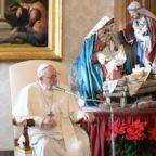 Papa Francesco racconta lo stupore del Natale