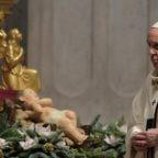 Papa Francesco: un Figlio da prendersi cura