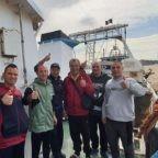 Mazara del Vallo in festa per la liberazione dei pescatori