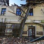 Terremoto in Croazia e l'aiuto della Chiesa cattolica