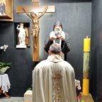 Vigilia di Natale, oggi 24 settembre 2020 dall'Eremo di San Charbel a Florencja in Polonia