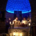 Le celebrazioni natalizie nel santuario della Madonna Assunta e eremo di San Charbel a Florencja in Polonia