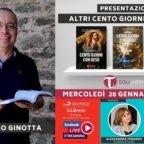 Alessandro Ginotta: 'Altri cento giorni con Gesù'