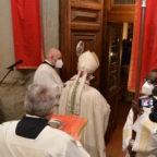 Pistoia: un anno sui passi di san Giacomo
