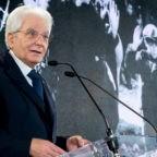 Il presidente Mattarella: ricordare è un sentimento civile