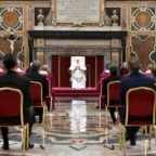 Papa Francesco alla Rota Romana chiede il bene della famiglia