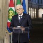 Il presidente della Repubblica sottolinea la responsabilità di vaccinarsi
