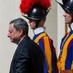 Gli auguri del Presidente della CEI e i rapporti tra la Chiesa e Draghi
