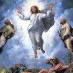 2^ Quaresima: Gesù si trasfigura