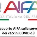 Online il rapporto AIFA sulla sorveglianza dei vaccini COVID-19 di Pfizer/BioNTech e Moderna