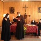 Suor Maria Rosa Bernardinis riconfermata Priora del Monastero Santa Rita da Cascia