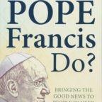 """Il servizio pubblico dell'imperdibile Eccles is saved ci informa sulla domanda di Gesù: """"Cosa farebbe Francesco?"""". E spiega l'arte marziale WWPFD di Papa-Schiaffo"""
