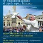 A Terni un incontro sull'enciclica 'Fratelli tutti'