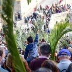 A Gerusalemme la Settimana Santa