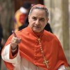 "Papa Francesco ha celebrato la Santa Messa ""in Coena Domini"" insieme al Cardinale Angelo Becciu. Una strada si apre…"