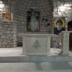 Un altare in marmo per il Santuario di Nostra Signora dell'Assunzione e San Charbel a Florencja in Polonia