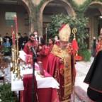 La Chiesa ha ricordato lo sterminio degli Armeni